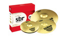"SABIAN SBR 5003 Perfomance Set + Splash 10"" in omaggio"
