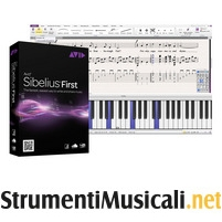 AVID Sibelius 7 First (Italiano)