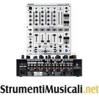 beni di consumo bene gamma completa di specifiche BEHRINGER DJX700 Mixer per DJ