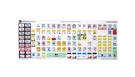 STEINBERG Cubase 9 Keyboard Stickers