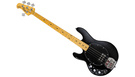 STERLING BY MUSIC MAN Stingray Ray4 Basso Mancino 4 Corde Black