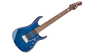 STERLING BY MUSIC MAN JP157 7 Neptune Blue