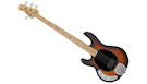 STERLING BY MUSIC MAN StingRay Ray4 Vintage Sunburst (left handed)