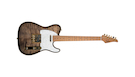 SUHR Classic T Deluxe Trans Charcoal Burst