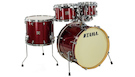 TAMA CK52KR Superstar Dark Red Sparkle