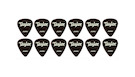 TAYLOR Celluloid 351 Guitar Picks Tortoise .46mm (Light) 12-Pack