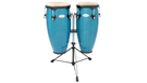 "TOCA Set Congas Synergy 2300 Wood 10+11"" Bahama Blue"