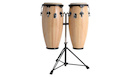 "TOCA Set Congas Synergy 2300 Wood 10""+11"" Natural"