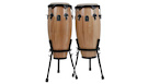 "TOCA Set Congas Synergy 2300 Wood 10+11"" Natural"