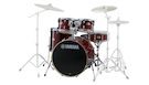 YAMAHA SBP0F5CR Stage Custom Birch Cranberry Red