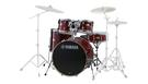 YAMAHA SBP2F5 Stage Custom Birch Cramberry Red