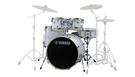 YAMAHA SBP2F5 Stage Custom Birch Pure White