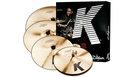 ZILDJIAN K Custom Dark Set