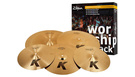 ZILDJIAN K Custom Worship Set