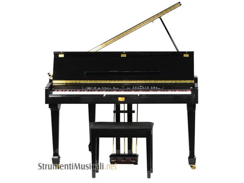 Behringer eg8180bk eurogrand pianoforte digitale a codino
