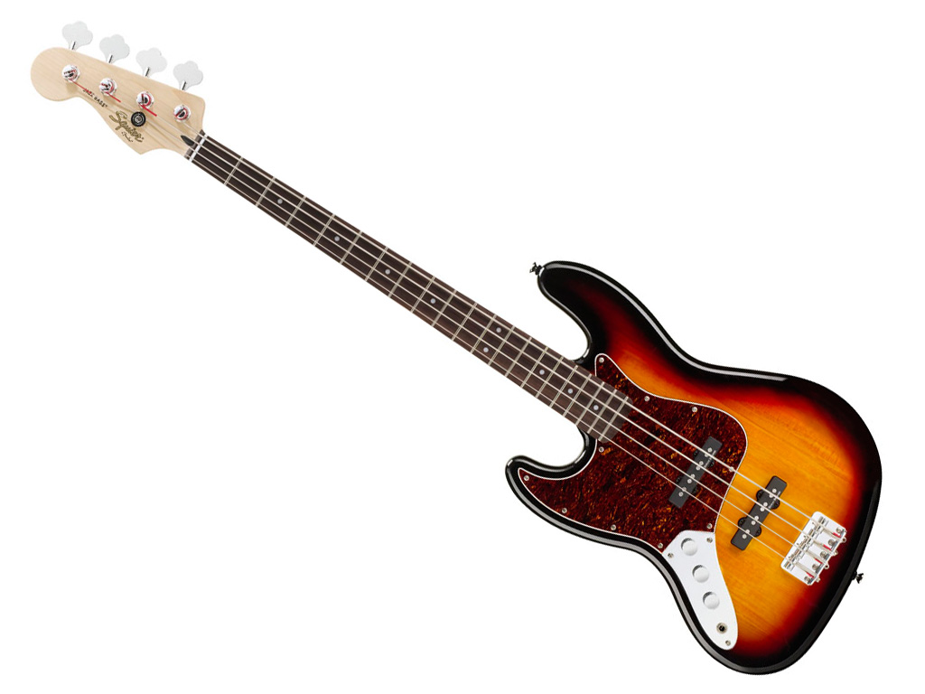 Squier Vintage Modified Jazz Bass '70s, Maple