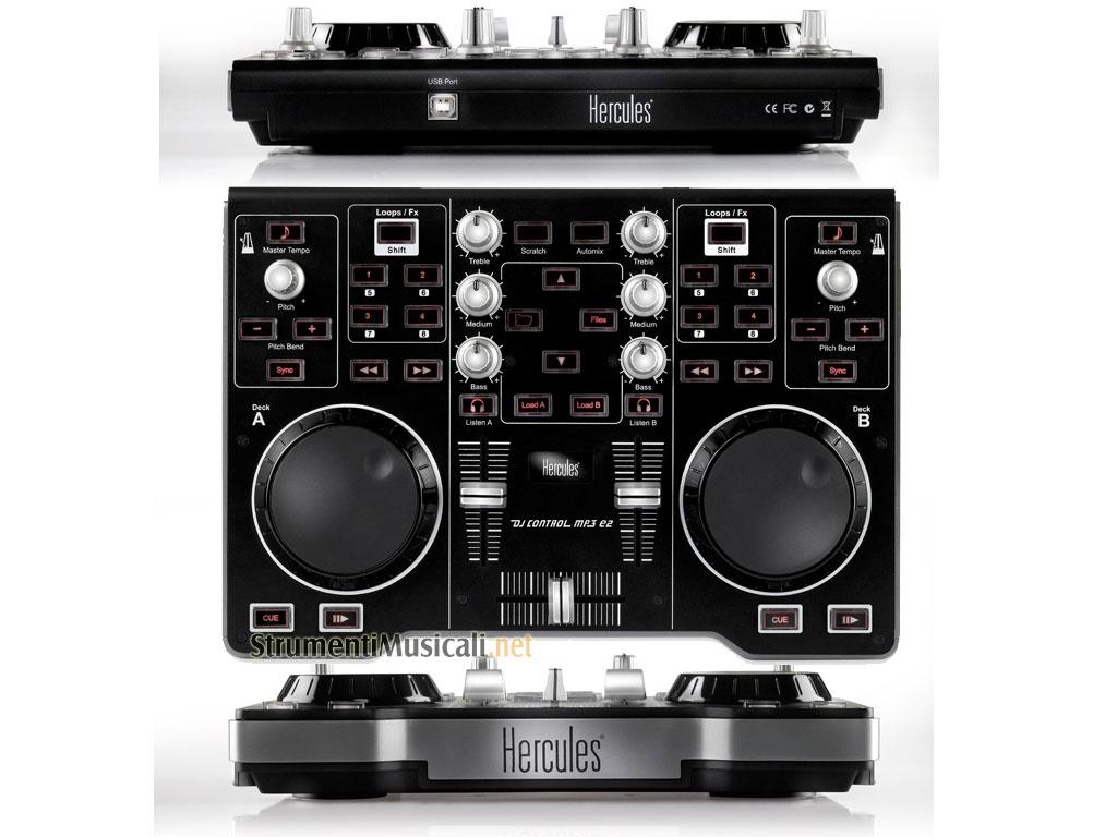 Seite 16 habt ihr ein eigenes instrument rat im forum - Table de mixage hercules dj control mp3 e2 ...