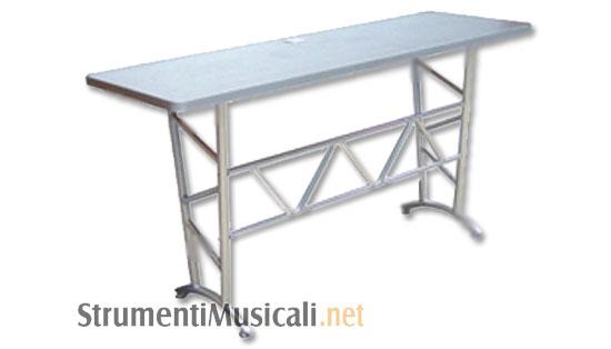 Consolle In Alluminio.Kam Kdj Ws1 Tavolo Consolle In Alluminio Ultrarigido