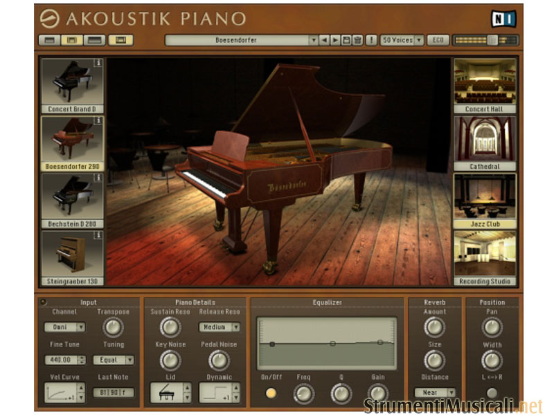 Native instruments akoustik piano | sweetwater.
