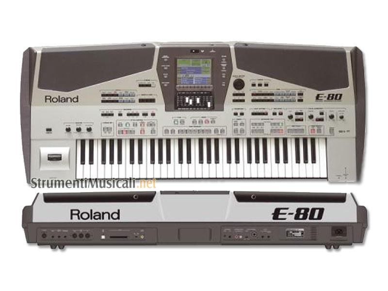 Roland E-80 Arranger USB 64 BIT Driver