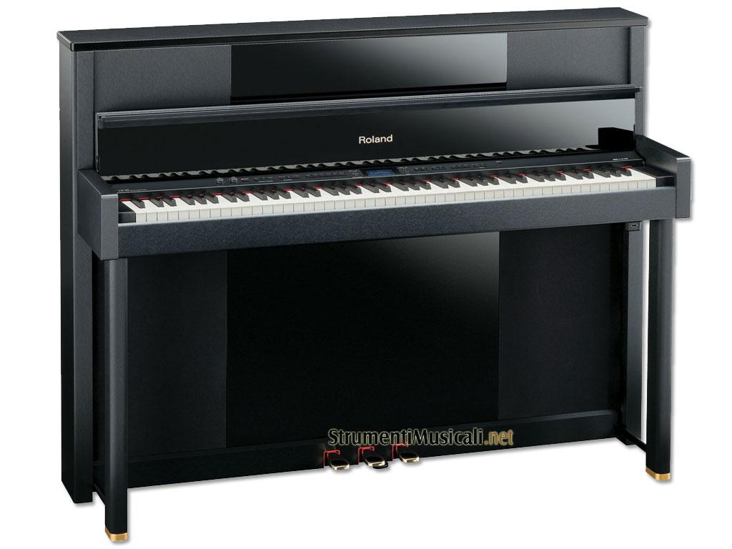 ROLAND LX10BK Pianoforte Verticale Digitale - | Strumenti Musicali .net