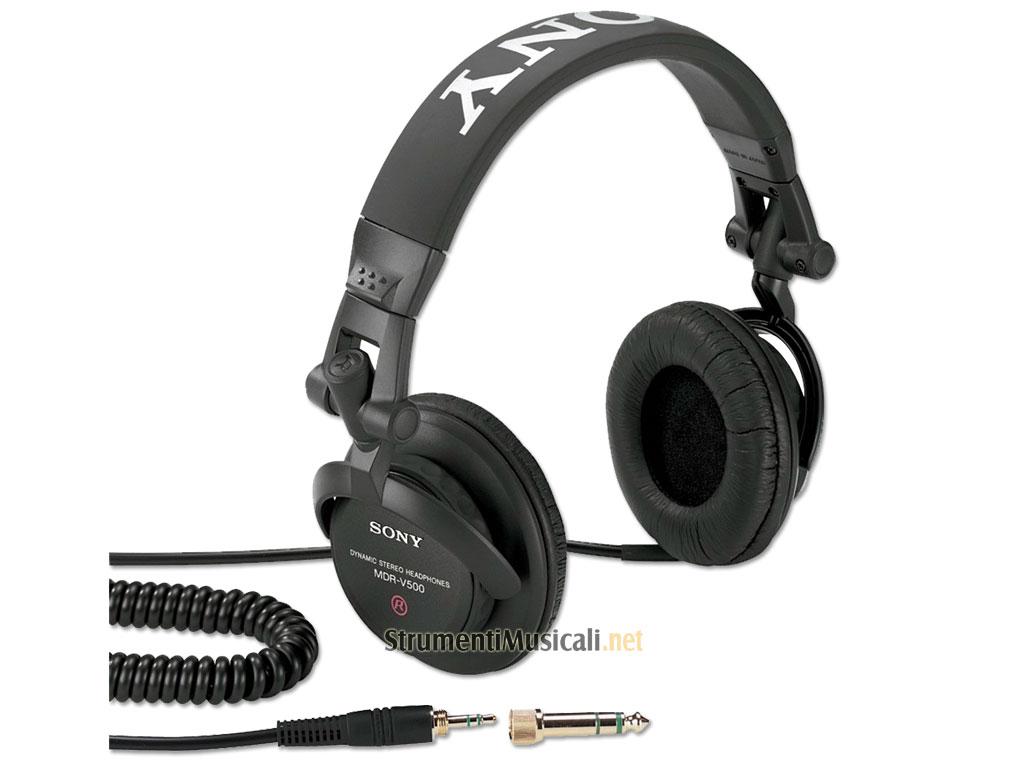 SONY MDR-V500 DJ -  bf03386bdad1