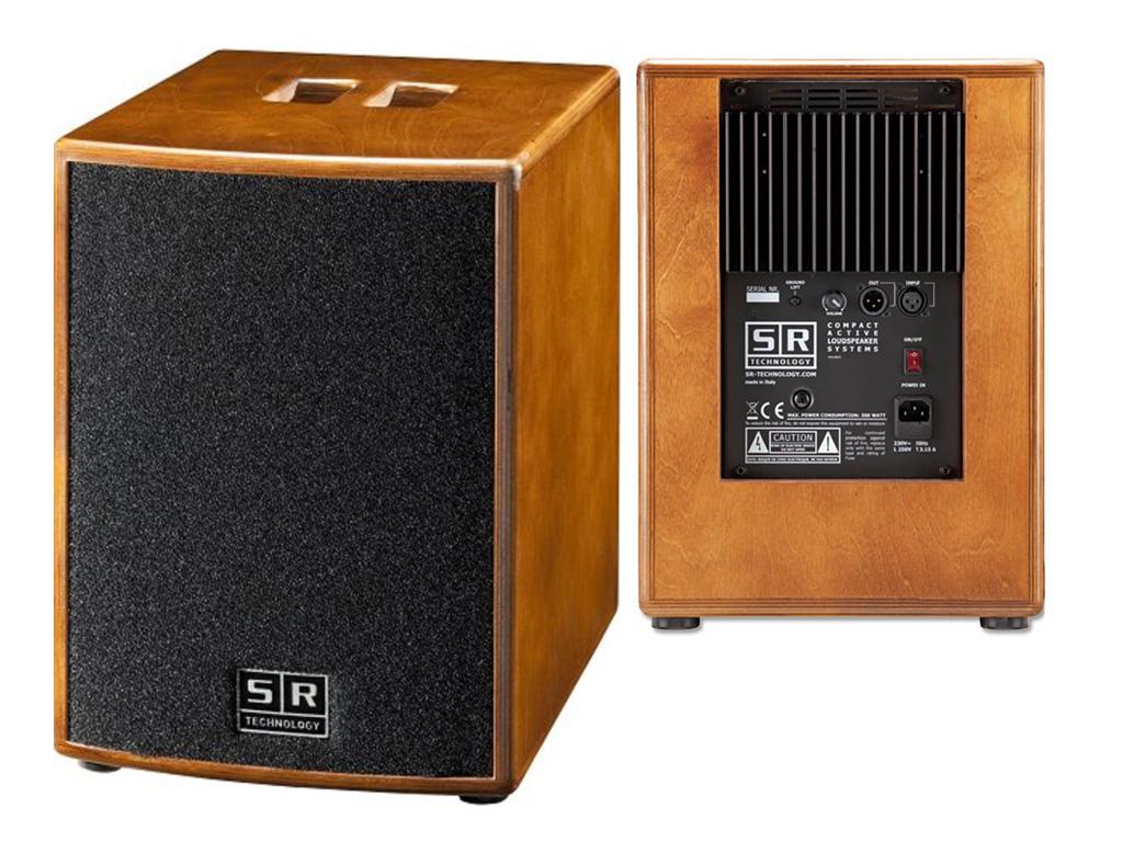 SR Technology Club 150/A image (#1073542) - Audiofanzine