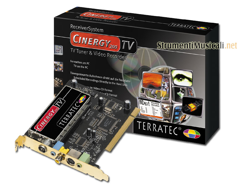 TERRATEC CINERGY 200 TV DRIVERS WINDOWS 7 (2019)