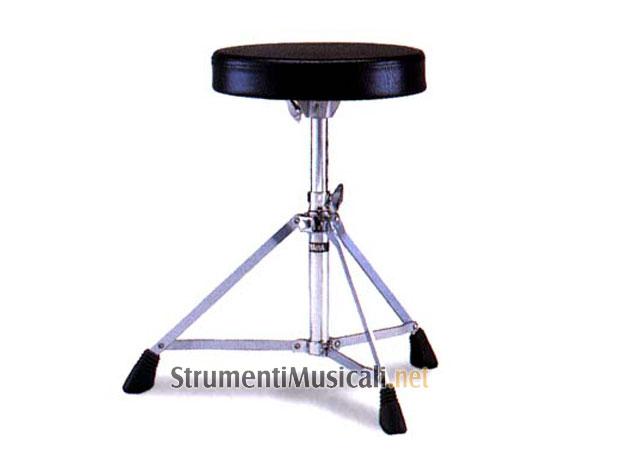 Yamaha ds sgabello circolare pieghevole strumenti musicali