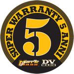 Garanzia 5 anni DV Mark