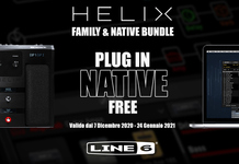 """PLUG IN """"Helix Native"""" in bundle con Helix Family"""