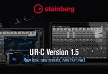 Interfacce Audio UR-C: aggiornamento alla versione 1.5. Quali sono le novità?