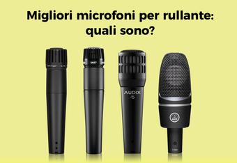 Un Microfono da 20€ può battere la concorrenza?