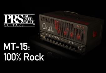 PRS MT-15, l'amplificatore di Mark Tremonti: 100% Rock