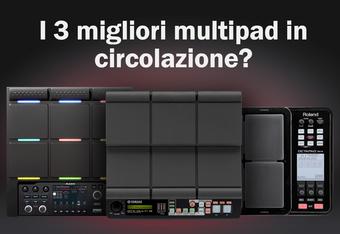 3 Migliori multipad per batteria: caratteristiche, opinioni e prezzi