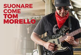 Tom Morello: suoni di chitarra assurdi!
