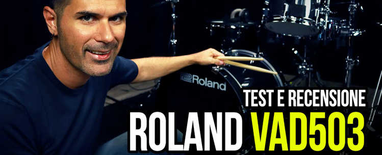 Recensione Roland VAD503: test, caratteristiche, opinioni e prezzo