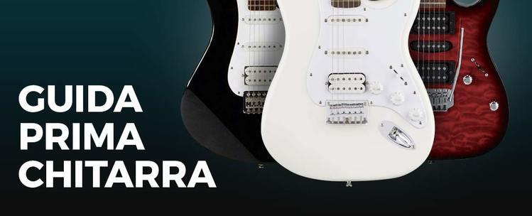 Migliori chitarre elettriche per iniziare sotto ai 200 €: consigli su qualità/prezzo