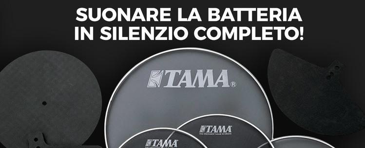 Come silenziare batteria acustica: kit insonorizzazione batteria con sordine per piatti