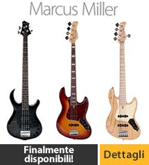 Bassi Marcus Miller by Sire